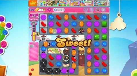 Candy Crush Saga LEVEL 1650