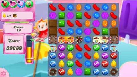 Candy Crush Saga LEVEL 2455 NO BOOSTERS