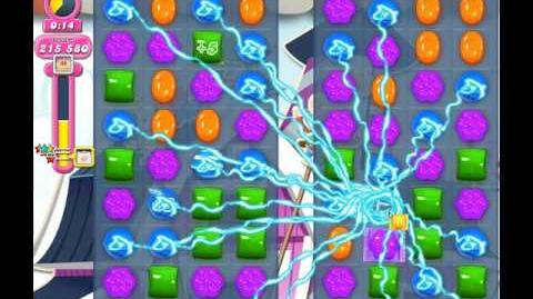 Candy Crush Saga Level 1885 ( New with 4 Candy Colours ) No Boosters 3 Stars