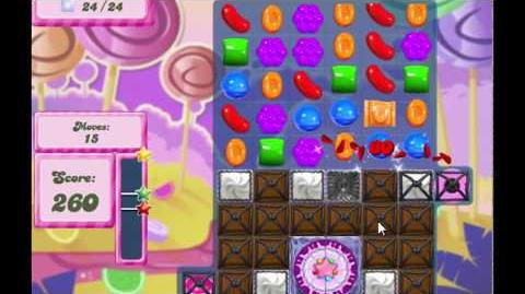 Candy Crush Saga Level 2761 NO BOOSTERS (17 moves)