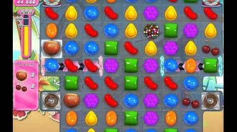 Candy Crush Saga Level 895
