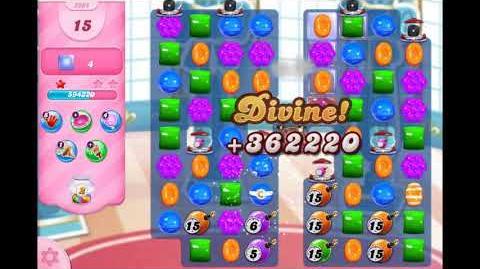 Candy Crush Saga - Level 2984 ☆☆☆