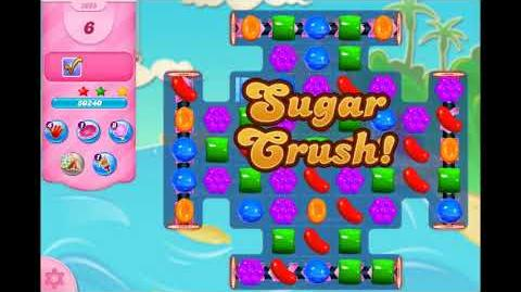 Candy Crush Saga - Level 3095 ☆☆☆