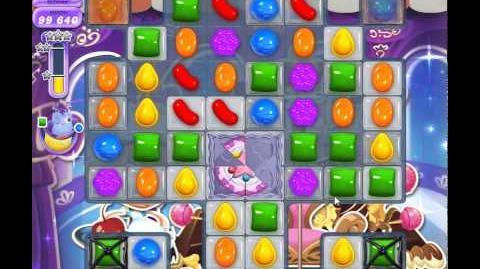Candy Crush Saga Dreamworld Level 478 No Boosters