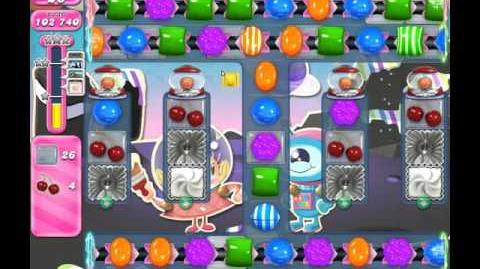 Candy Crush Saga Level 1868 ( New with Fewer Icings ) No Boosters 2 Stars