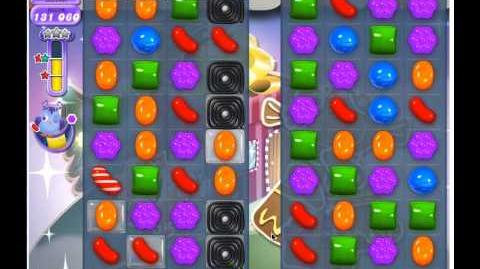 Candy Crush Dreamworld Level 262 ★★ no boosters