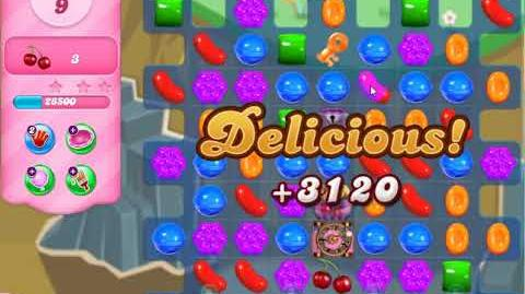 Candy Crush Friends Group Level 2909 NO BOOSTERS 2 Stars