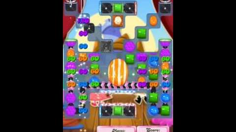 Candy Crush Level 1900 (3rd Version, 24 moves)