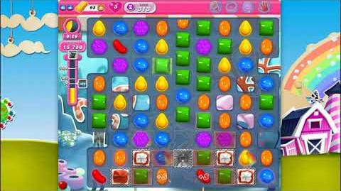 Candy Crush Saga - Level 313 - No boosters