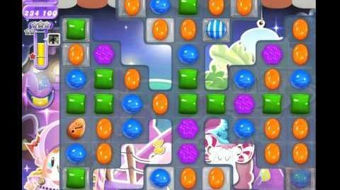 Candy Crush Saga Dreamworld Level 458 (No booster, 3 Stars)