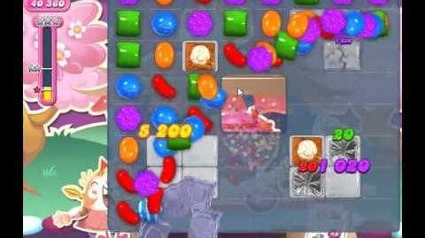 Candy Crush Saga Level 1177