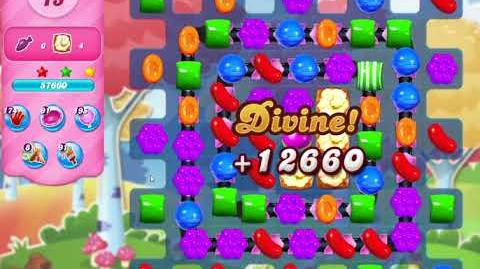 Candy Crush Saga Level 3184 NO BOOSTERS