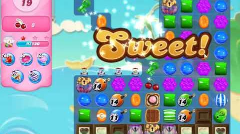 Candy Crush Saga Level 4027 NO BOOSTERS