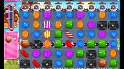 Candy Crush Saga Level 537