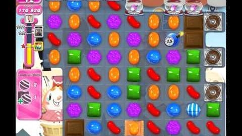 Candy Crush Saga Level 699 (5th version)
