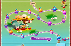 Fabulous Fair Map