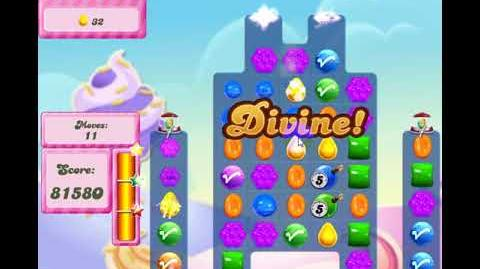 Candy Crush Friends Group Level 2834 NO BOOSTERS 3Stars Redesigned 231017