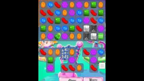 Candy Crush Level 1217 New with 35 moves