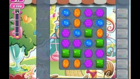 Candy Crush Saga, Level 584, 3 Stars, No Boosters