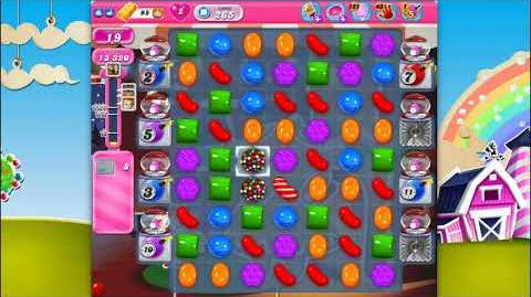Candy Crush Saga - Level 265 - No boosters