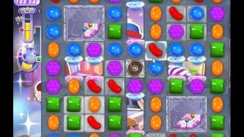 Candy Crush Saga Dreamworld Level 450 (Traumwelt)