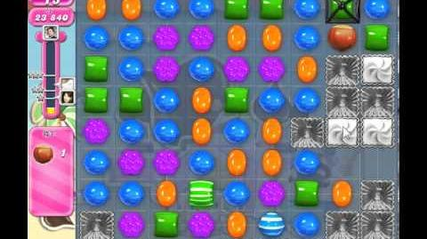 Candy Crush Saga Level 113 - 3 Star - no boosters