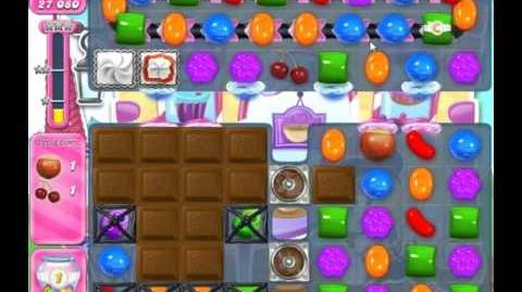 Candy Crush Saga Level 1254-0