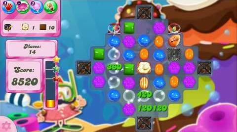Candy Crush Saga Level 2556