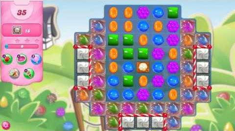 Candy Crush Saga Level 3246 NEW ELEMENT - Candy Cane