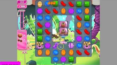 Candy Crush Saga level 974 No Boosters