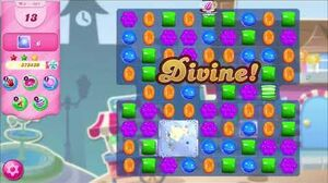 ᐈ CANDY CRUSH SAGA -- Level- 401
