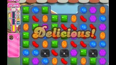 Candy Crush Saga Level 1044 ( 6 Colour Bombs Order ) No Boosters 2 Stars