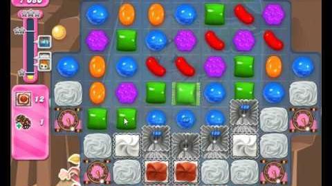 Candy Crush Saga Level 1864 Hard Level NO BOOSTER (2nd Version)