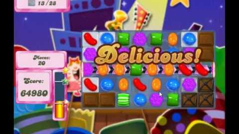 Candy Crush Saga Level 2529 - NO BOOSTERS
