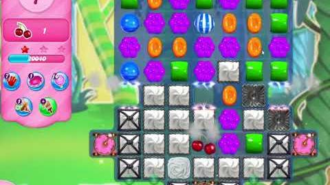 Candy Crush Saga Level 2959 NO BOOSTERS (18 moves)
