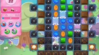 Candy Crush Saga Level 4814 (No boosters)