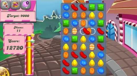 Candy Crush Saga Level 6-1