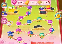 Cupcake Clinic HTML5 Map