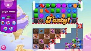 Candy Crush Saga - Level 4317 - No boosters ☆☆☆