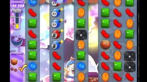 Candy Crush Saga Dreamworld Level 487 (Traumwelt)