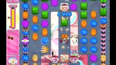 Candy Crush Saga Level 1126