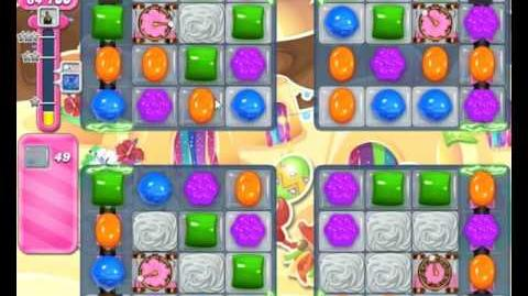 Candy Crush Saga Level 1335 NO BOOSTER (4th Version)