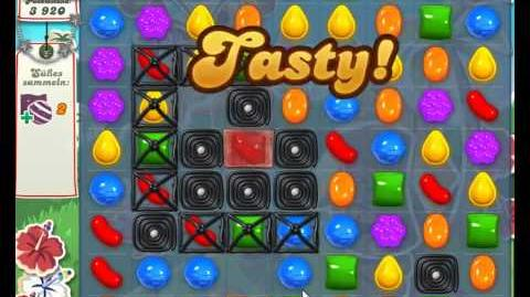 Candy Crush Saga Level 195