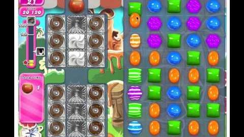 Candy Crush Saga Level 200