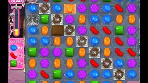Candy Crush Saga Level 712