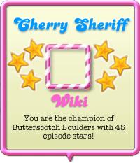 Cherry Sheriff