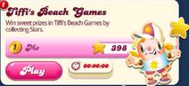 Tiffi's baech Games