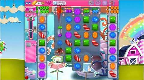 Candy Crush Saga - Level 308 - No boosters ☆☆☆