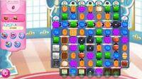 Candy Crush Saga - Level 4686 - No boosters ☆☆☆