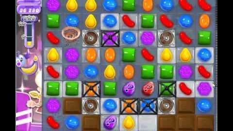Candy Crush Saga Dreamworld Level 418